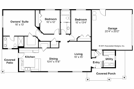 Stylist And Luxury Ranch Style House Plans With Basements Walkout House Plans Ranch