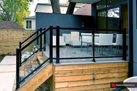 exterior glass railing systems gl deck home depot railings clearview cable system stainless steel designs interior