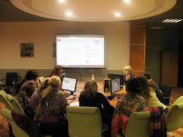 Электронные ресурсы в работе библиотек События и мероприятия  Также подробно было рассказано о полнотекстовых базах данных доступ к которым организован в библиотеке Электронная библиотека диссертаций РГБ