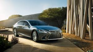 lexus wallpaper. Simple Lexus 2018 Lexus LS 500 Picture To Wallpaper