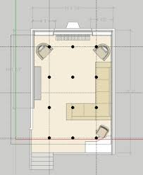 4 Recessed Lighting Spacing Recessed Lighting Layout Recommendations Doityourself