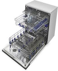 How To Clean The Inside Of A Stainless Steel Dishwasher Lg Ldf7774st Fully Integrated Dishwasher With Senseclean