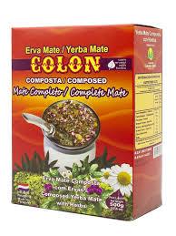 Чай <b>Мате Colon Completo</b>, 500 гр. Colon 11872805 в интернет ...