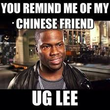 Funny meme - Chinese friend | Funny Dirty Adult Jokes, Memes ... via Relatably.com