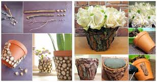 Pot Decoration Designs DIY Garden Pots Decoration Ideas that'll Blow your Mind 6