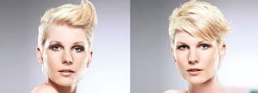 Viphaircz účes Z Krátkých Vlasů