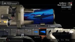 black ops shark attack paint job blackcell black ops 3 shark attack paint job blackcell