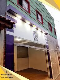 Supremo açaí, empresa 100% cearense, aposta alto e lança loja virtual para comercialização de sua nova linha de gelatos utilizando tecnologia da empresa vtex, que é utilizada pelas maiores empresas de comércio do brasil,&nbsp. Fachada Loja De Acai I9 Sao Paulo Homify
