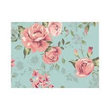 Ilustração sobre do projeto floral azul verde do fundo do convite do feriado do vintage de turquesa teste padrão floral do papel de parede do feriado. Papel De Parede Floral Rosas E Azul