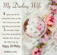 Happy Birthday Wife Quotes Unique 48 Beautiful Birthday Wishes Images For Wife Birthday Greetings