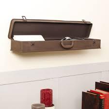 metal suitcase shelf. Contemporary Metal Vintage Suitcase Novelty Wall Shelf For Metal Suitcase Shelf I