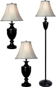 3 piece lamp sets best table lamps pair of table lamps set of 4 lamps