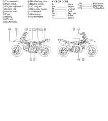 my husband is working on a yamaha gytr, and needs the wiring pw50 start run switch bypass at Pw50 Wiring Diagram