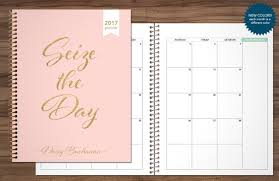 2019 Monthly Planner 12 Month Calendar Choose Your Start Month