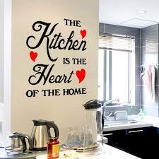 11 X 20 Kitchen Design Amazon Com Adeeing Wall Art Sticker For Kitchen Black