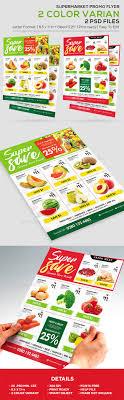 Pamphlet Designs For Stationery Shop Supermarket Flyer Graphics Designs Templates
