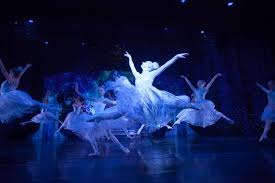 majoring in dance is worth the difficulty in finding a job the photo taken by mark philbrick hilary wolfley a senior majoring in dance leaps across the stage in theatre ballet s production of snow queen last