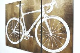 wall art bicycle bicycle wall art australia  on mountain bike wall art australia with wall art bicycle mountain bike wall murals metal bicycle wall art