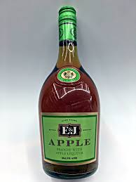 apple brandy. e\u0026j apple brandy