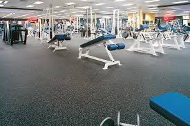 rubberized flooring for gym