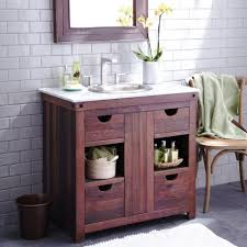 Driftwood Bathroom Accessories Bathroom Elegant Reclaimed Wood Single Bathroom Vanity Driftwood
