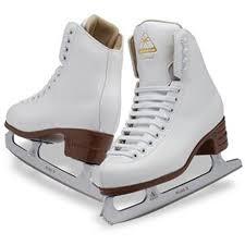 Jackson Excel Womens Figure Skates With Mark Ii Blade Js1290