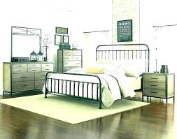 White Wrought Iron Beds Bed Metal Frame King Size Ikea Rod ...