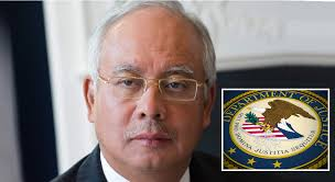 Image result for Najib in the United States