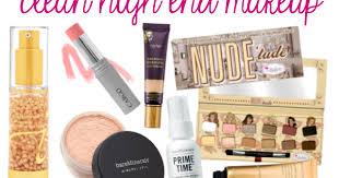 clean makeup brands organic makeup chemical free makeup non toxic makeup green