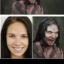 rmx the walking dead makeup