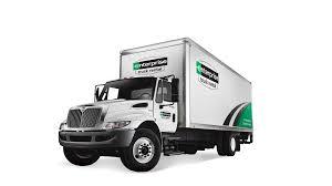 moving truck cargo van and pickup truck rental meet the trucks