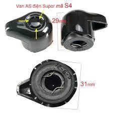 Van xả hơi Nồi áp suất điện Supor ( mã S4 / S5 màu đen) giá cạnh tranh