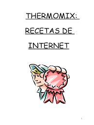 Recetas Termomix
