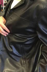 pocket repair after