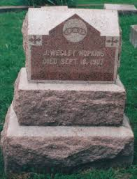 Jeremiah Wesley Hopkins (1879-1907) - Find A Grave Memorial