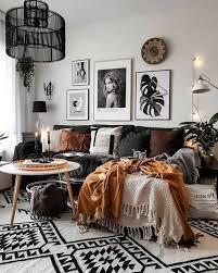 boho living room decor ideas on a budget