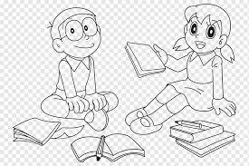 Ini doraemon loh ibu ibu dia … Doraemon Nobita Photo Drawing Allwallpaper Di 2021 Buku Mewarnai Drawing Lessons Drawing