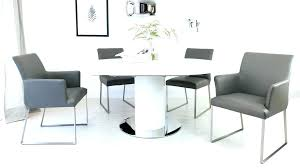 small white dining table round extending dining room table and chairs extending dining room table and