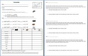 stock market worksheet co stock market worksheet