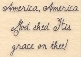 America America God shed large