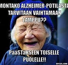 Alzheimer Granny Meme Generator - DIY LOL via Relatably.com