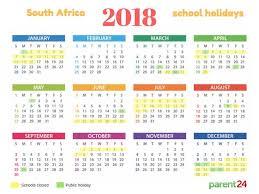 Holiday Calendar Template Mesmerizing Printable 48 SA School Holiday Calendar Parent48