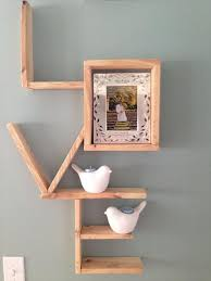 Diy Love Pallet Shelves