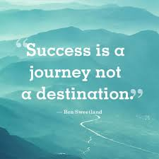 Short Positive Quotes 'Success Is A Journey Go With All Your Heart Magnificent Quotes About Success