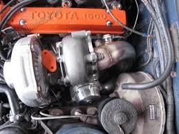 T3 T04E Turbo Top Mount Turbo Kit For Toyota Corolla AE86 4AGE ...