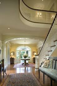 round foyer table ideas foyer table ideas entry traditional with wood floor pale yellow walls round