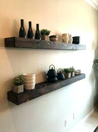 set of 3 floating shelves 3 floating shelves interior design ideas 3 floating shelves small home