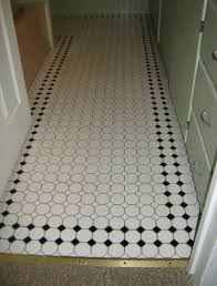 Floor Coverings For Kitchens Keep Cover Or Replace 1930s Kitchen Tile Floor Countertop Covering