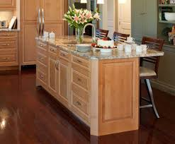 Finishing Kitchen Cabinets Furniture Awesome Kitchen Cabinet And Island Ideas Natural Color