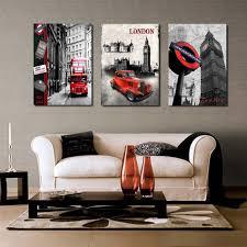 Modern Wall Paintings Living Room Popular London City Pictures Buy Cheap London City Pictures Lots